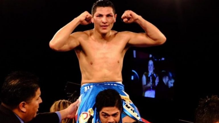Pablo Cesar Cano-Jonathan Navarro added to Ortiz Jr-Hooker card on March 20