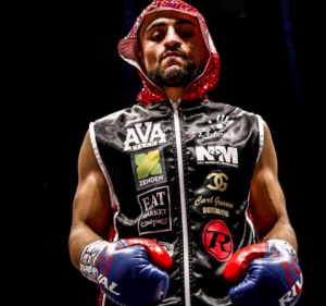 David Avanesyan is a welterweight from Russian.