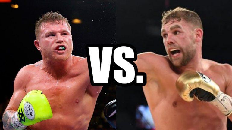 Fight Picks: Canelo Alvarez vs. Billy Joe Saunders