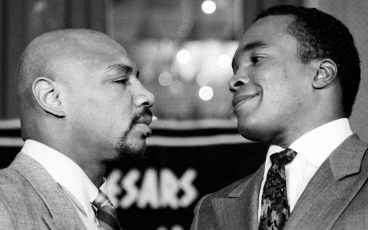 Sugar Ray Leonard's fateful meal with Marvelous Marvin Hagler