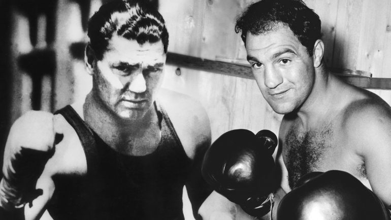 Mythical Matchup: Jack Dempsey vs. Rocky Marciano