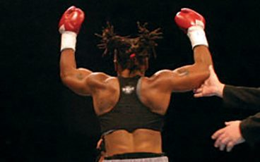 Ann Wolfe has a love-hate relationship with boxing