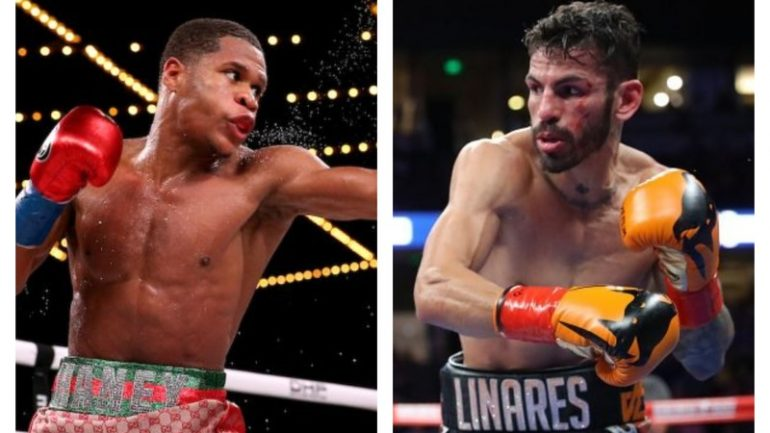 Jorge Linares: This will be the hardest fight of Devin Haney's life, he's not ready for this level