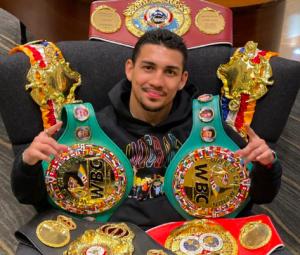 Teofimo Lopez will defend his IBF title on June 5, 2021 in Miami.
