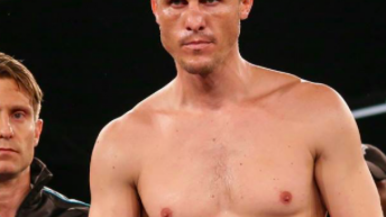 Ryno Liebenberg beats Rowan Campbell in South Africa