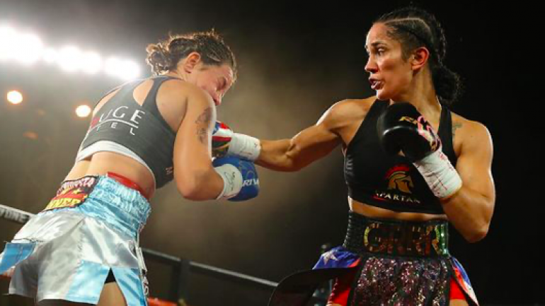 Women's Ratings update: Serrano gains ground in the P4P rankings, jumps to No. 3