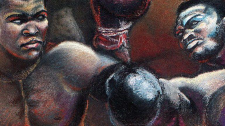FLASHBACK: Joe Frazier-Muhammad Ali Confidential