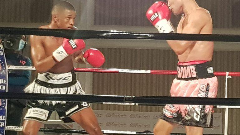 Sivenathi Nontshinga survives last round scare, outboxes Christian Araneta to win IBF eliminator
