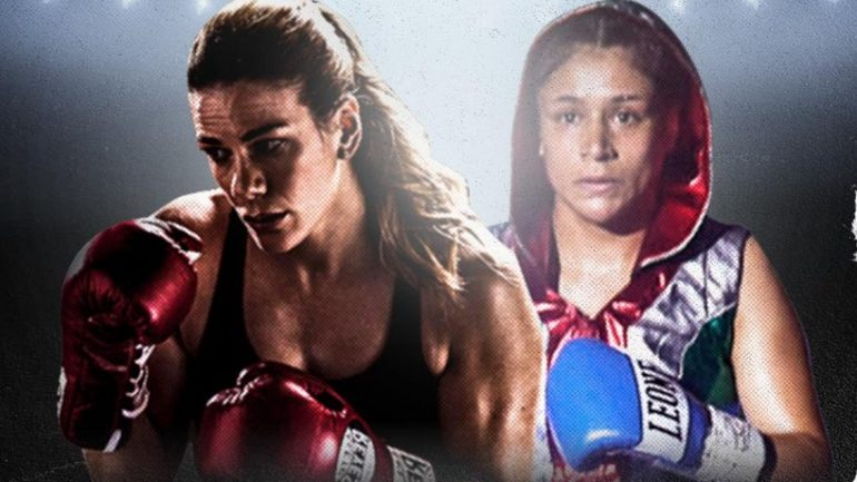 Erika Cruz batters Jelena Mrdjenovich, wins featherweight title in Ring City USA headliner