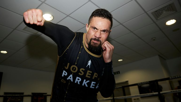 Joseph Parker: When Derek Chisora is motivated, he's going to bring war