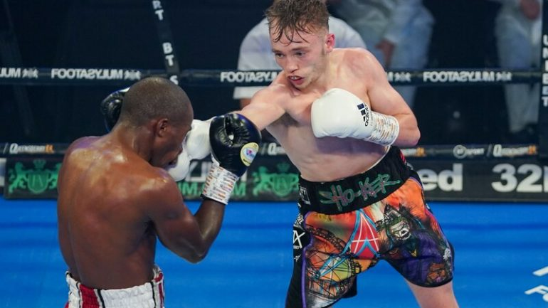 Sunny Edwards to defend IBF 112-pound title against Jayson Mama on September 11