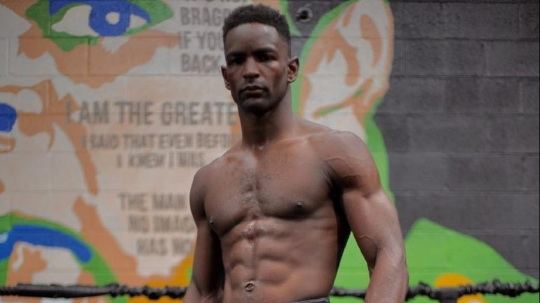 Dartmouth grad Victor Williams is looking to apply his smarts to the boxing world