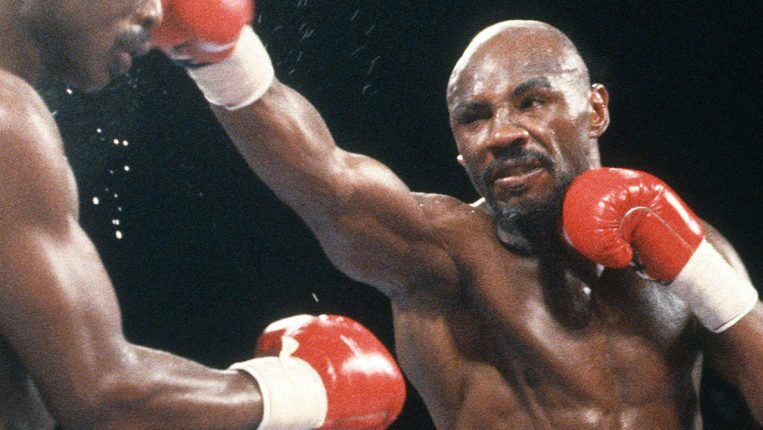 The Champion A long-frustrated Hagler would finally break through in the 1980s
