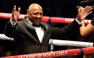 Hagler was the rare case of a fighter who never looked back
