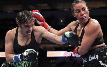 Jessica McCaskill silenced the skeptics with her second victory over Cecilia Braekhus