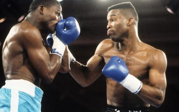 The two-division titleholder recounts six key fights