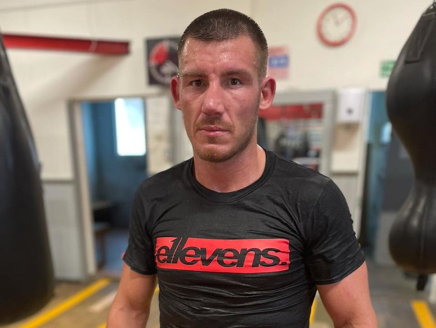 Liam Williams bids to be 13th world champion from Wales
