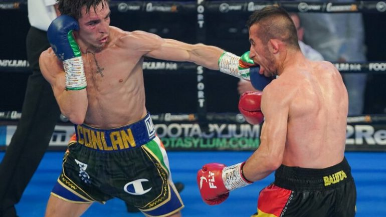 Michael Conlan: I have the upmost respect for TJ Doheny, but I've got to beat him