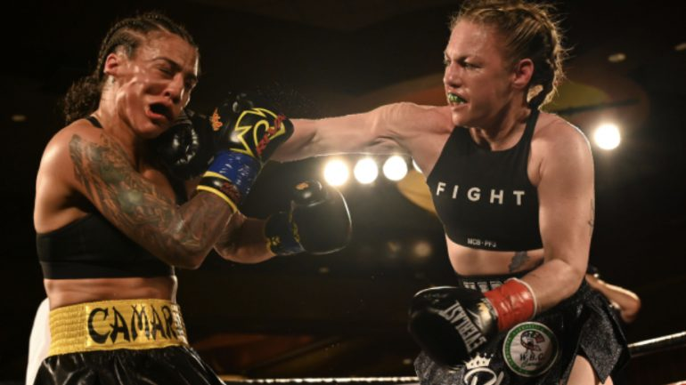 Heather Hardy undecided about fighting on, but has put loss in perspective
