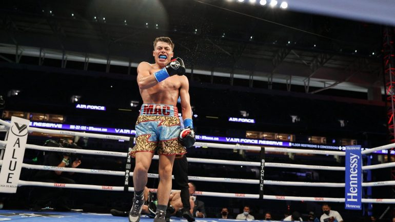 Talented 130-pound prospect Marc Castro motivated by Canelo glory nights and his own future