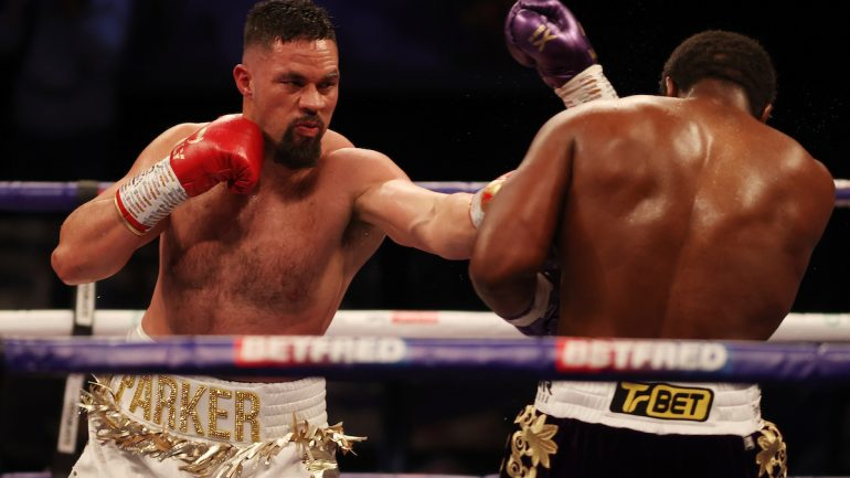 Joseph Parker eager to improve on Derek Chisora showing, confident that best is yet to come