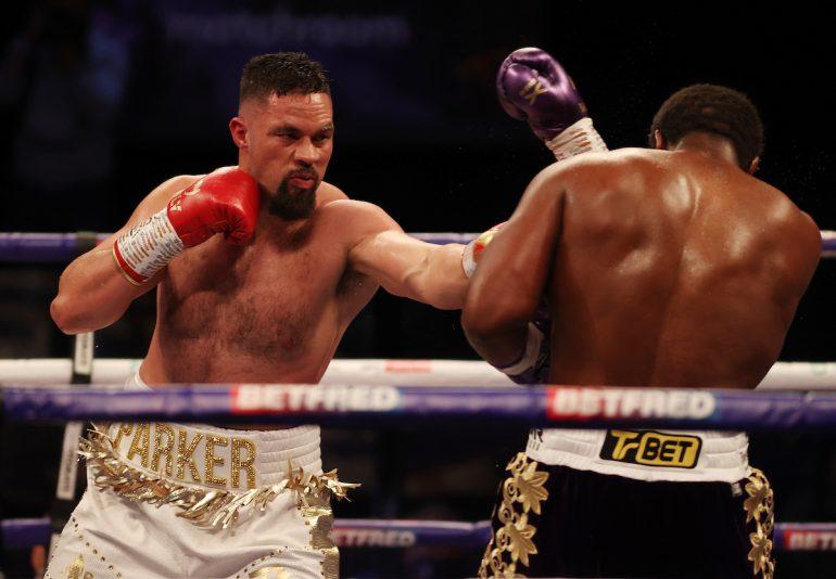 Joseph Parker survives knockdown, beats Dereck Chisora by split decision -  The Ring