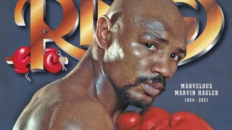 Fighting Words — Marvelous Marvin Hagler's Mother Invites Public to May 23 Memorial