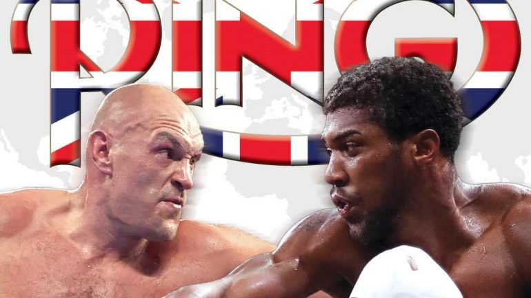 Tyson Fury confirms that Anthony Joshua superfight is on for August 14 in Saudi Arabia