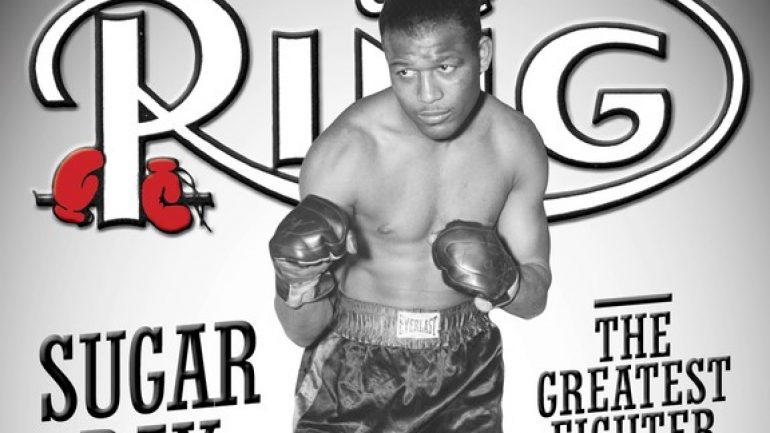 Sugar Ray Robinson special issue available on Digital now