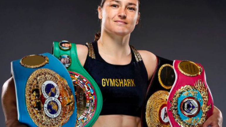 Women's Ratings update: Katie remains the queen, Jonas moves in at 135