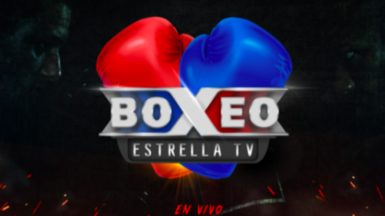 """The identity of """"Boxeo EstrellaTV"""" series firming up nicely"""