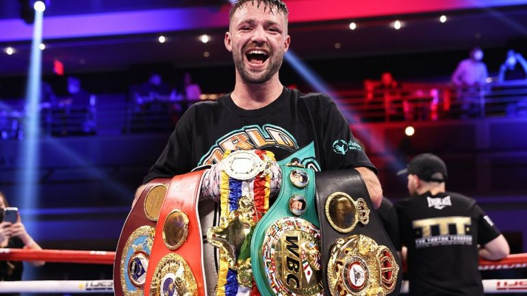 Ring Ratings Update: Josh Taylor vaults to No. 5 on pound for pound list