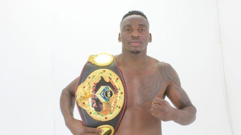 Jeremiah Nakathila undaunted ahead of mission impossible showdown with Shakur Stevenson