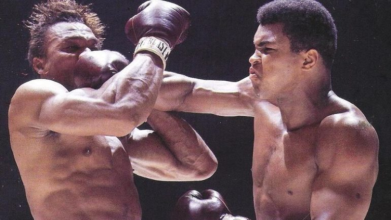Book excerpt celebrates the best of Muhammad Ali in the 1960s