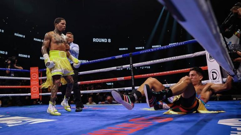 Gray Matter: Tank Davis, the WBA and the imminent death of authentic world title fights