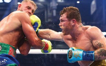 Canelo Alvarez is now one fight away from super middleweight history