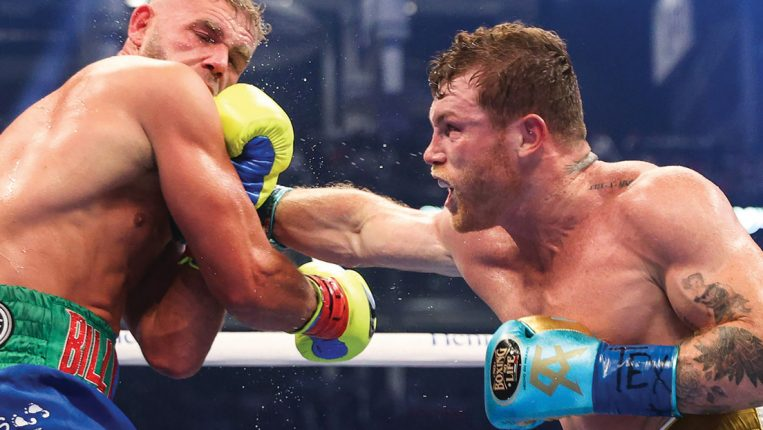 Next Stop: Undisputed Canelo Alvarez is now one fight away from super middleweight history