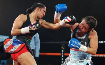 Fans are finally catching on to Amanda Serrano's remarkable career