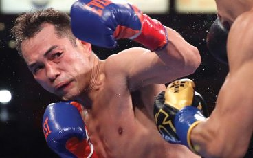 After his victory over Nordine Oubaali, Nonito Donaire is officially a bantamweight badass