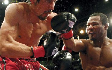 As gym rat or world champion, 'Sugar' ruled the ring