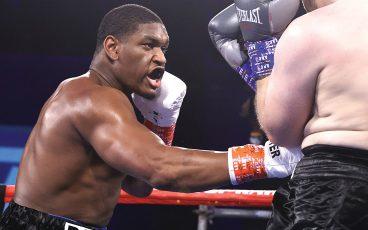 A future heavyweight champ?