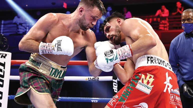 Josh Taylor-Jack Catterall set for December 18 in Glasgow