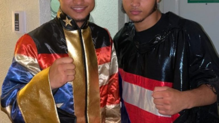 Perez brothers, Angel and Antonio, discuss recent victories in Mexico