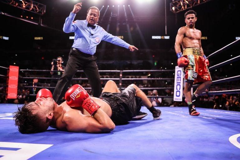 Rolando Romero scores dominant seventh round knockout of Anthony Yigit -  The Ring