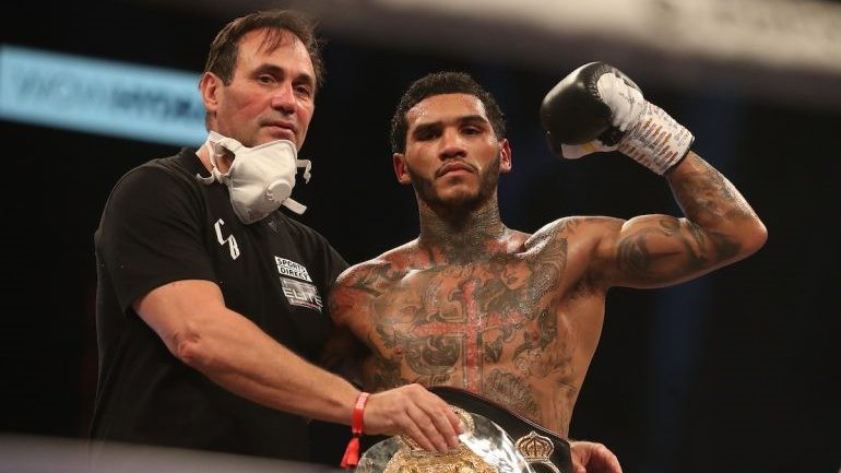 Trainer Tony Sims on Conor Benn and his future