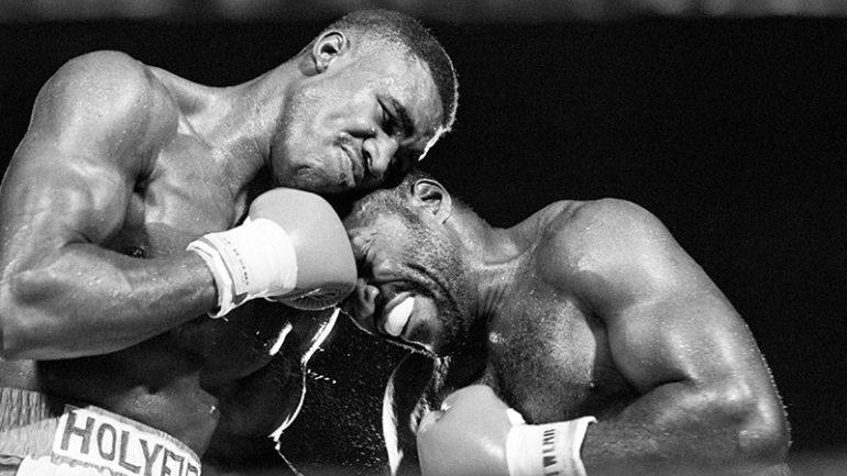 Dwight Muhammad Qawi-Evander Holyfield 1: Cruiserweight inferno 35 years later
