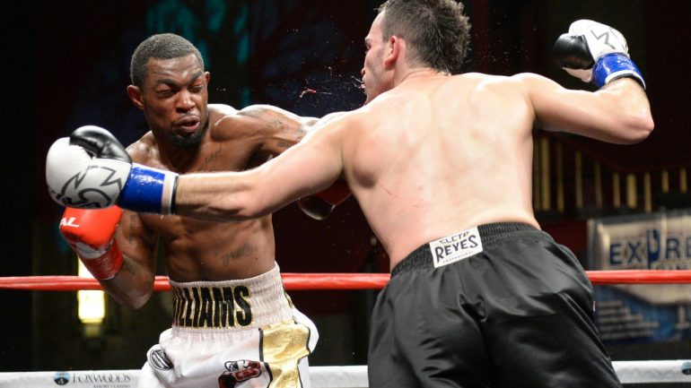 Fresh off upset win, Jimmy Williams is ready to face the junior middleweight elite