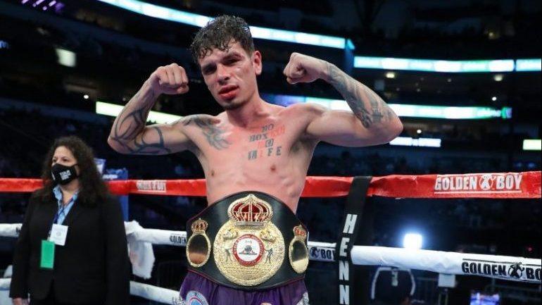 Roger Gutierrez confident of repeating superiority over Rene Alvarado