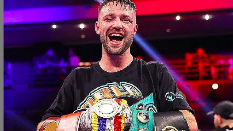 No disputing it, there's high degree of anticipation as to what's next for Josh Taylor