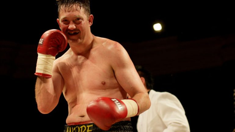 Former world title challenger Andre Thysse dead at 52 following COVID-19 fight